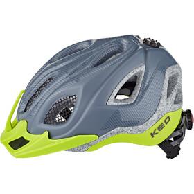 KED Certus Pro Helmet blue/green